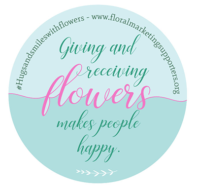 Giving and Receiving Flowers Makes People Happy